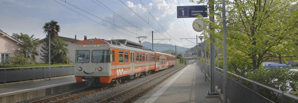 Ferrovie Luganesi - FAVON.IO