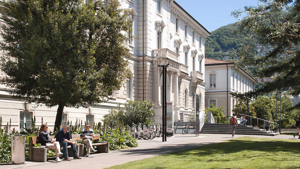 Università della Svizzera italiana - FAVON.IO